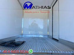 Ref 1062 Baú frigorífico para HR ou Kia Bongo Medidas 2.80CX1.80LX1.80A