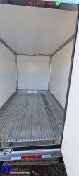 Ref 1156 Baú frigorifico para HR NOVO  Comprimento externo 2,80
